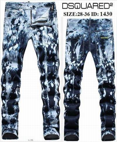 jeans dsquared avignon jean dsquared w36 l36 jeans. Black Bedroom Furniture Sets. Home Design Ideas